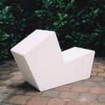 Dezelfde stoel als luie versie