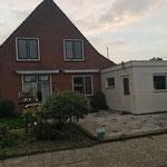 Bestaande woning Wasbeeklaan te Warmond