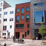 Tussenwoning Binnenstraat te Amsterdam