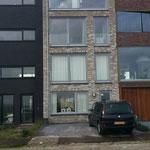 Appartementen Kea Boumanstraat te Amsterdam