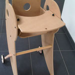 Kinderstoel van 12mm MDF