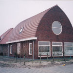 Woning Rozenstraat te Luttelgeest