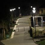 Dielengraben bei Nacht