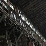 Überreste einer Stahlgießerei/Nebengebäude in Magdeburg