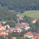 Blick von der Tillyschanze - OT Hermannshagen