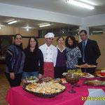 Confraternização Curso Qualifica Brasil