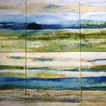 Landschaft 6 x 60 x 60, verkauft