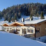 Winterfoto Terrasse