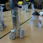 Ariane-Raketen mit extraterrestrischer Besatzung