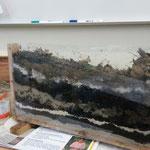 Ein Terrarium für Würmer, das Wurmarium erlaubt Einblicke in dei Welt der Würmer