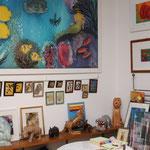 "Blick ins Atelier ""Ton und Farbe"""