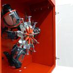 Maskentrockenschrank MTS 1860 Color Lungenautomat