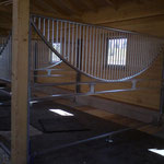 Montagearbeiten Stallungen
