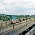 Ausfahrt Duisburg Wedau.