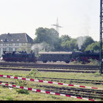 Bahnhofsfest in Wedau.
