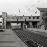 Personenbahnhof Duisburg Wedau.