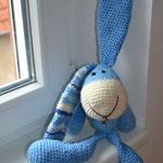 der blaue Hase  Einzestück