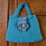 Kindertasche blau