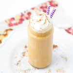 Pumpkin pie protein smoothie recipe