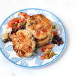 Easy Southwestern Tuna Cakes #ad