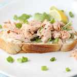 Fresh Salmon Salad
