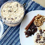 Easy instant oatmeal mix