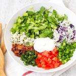 Easy chopped salad recipe
