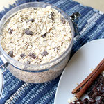 Homemade instant oatmeal mix