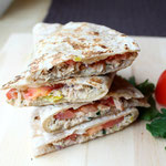 healthy tuna melt quesadilla recipe
