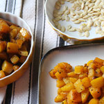 homemade roasted butternut squash - by homemade nutrition - www.homemadenutrition.com