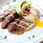 steak huevos rancheros