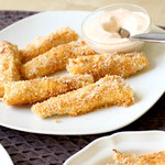 Southwestern fish sticks