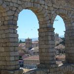 Salamanca-Segovia-Zaragoza