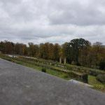 Blick auf das Drachenhaus
