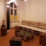 Die neuen Räume sind bereit für die feierliche Einweihung am 23. Juni