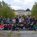 Radtour am 1. Mai zusammen mit BECCKs und der KSG Berlin