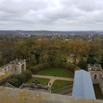 Ausblick über Potsdam