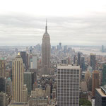 Vom Rockefeller Tower fotografiert 2011