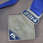 Zum 15. Mal wurde in 2014 dieser Laufcup ausgetragen