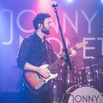 """Bandlogo für die Band """"Jonny Monet"""", Banner"""