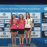 Deutsche Juniorenmeisterin 2017 - Christina Lehr