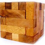 Mega cubo 25 pz