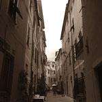 Italien in Sepia