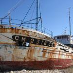 Schiffswrack Dengler