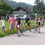Start Bergzeitrennen
