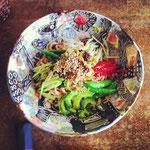 浮島ガーデンのお料理