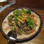 絶品!島野菜料理