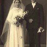 Ottokar, regierender Früst: Josef Balzer (mit Braut)