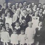 Hochzeit von Robert und Anna Hitscherich