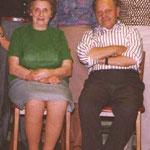 Robert und Anna in alten Tagen